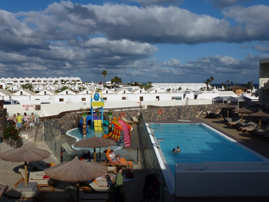 HD Beach Resort - Actionpool © kidsoncruise