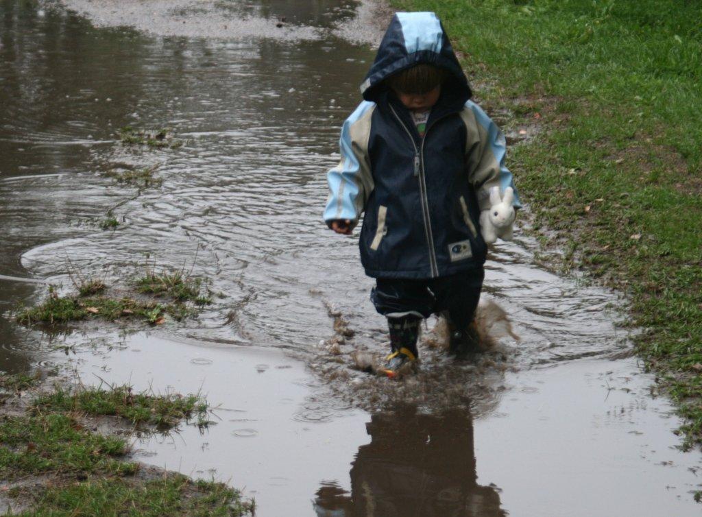Regen? Toll! © Weltwunderer