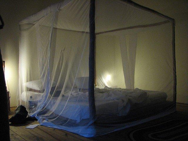 Moskitos müssen leider draußen bleiben © seyemon/FlickR