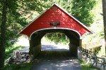 Franconia Notch State Park, New Hampshire © travelista