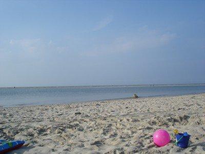 Trügerische Strandidylle? Ertrinken geht schnell!