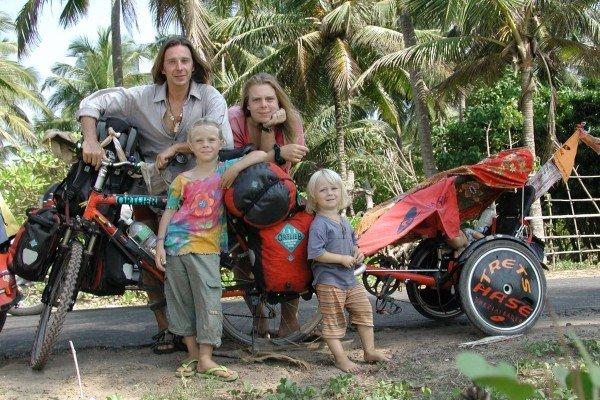 Die Pionteks in Sri Lanka © Waldemar Piontek