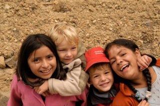 Bei den Bergbauern in Peru © Gradl/Ober