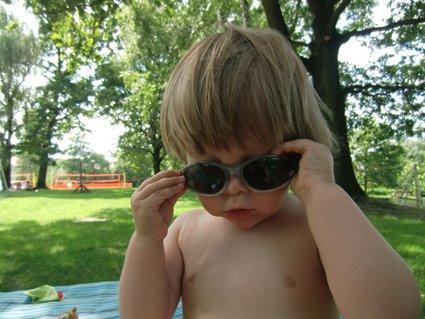 Sonnenbrille ist Pflicht! © Weltwunderer
