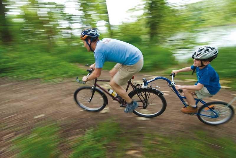 So macht Fahrradfahren Kindern Spaß!