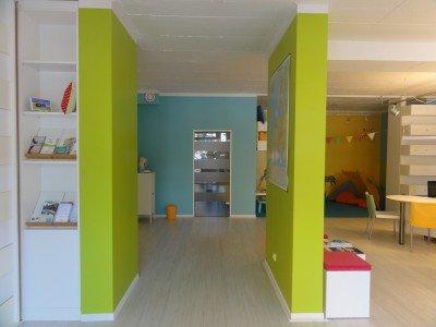"""Kinderfreundliches Reisebüro auch """"zum Hingehen"""" © KinderReiseWelt"""