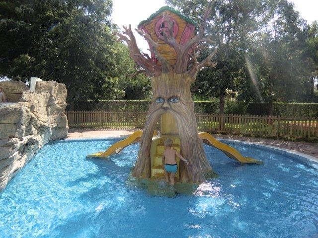 der tolle Wasserpark im Hotel © ladyconstance