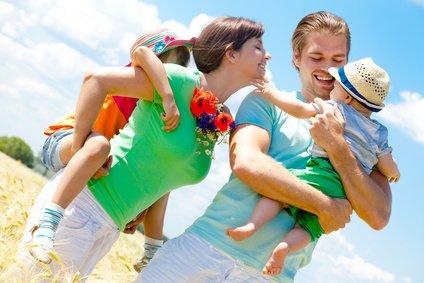 Familienurlaub mit Rundum-Sorglos-Service © fotolia