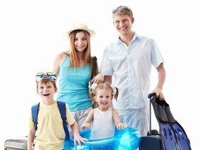 Reisen mit der Familie - das muss nicht teuer sein!