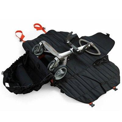 Das Stokke PramPack - perfekte Verpackung fürs Flugzeug © Stokke