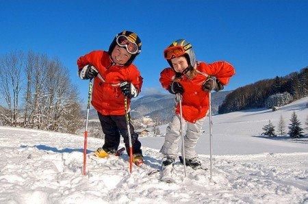 Skifahren - aber sicher! © FlickR/Chiemgau - Bayerns Lächeln