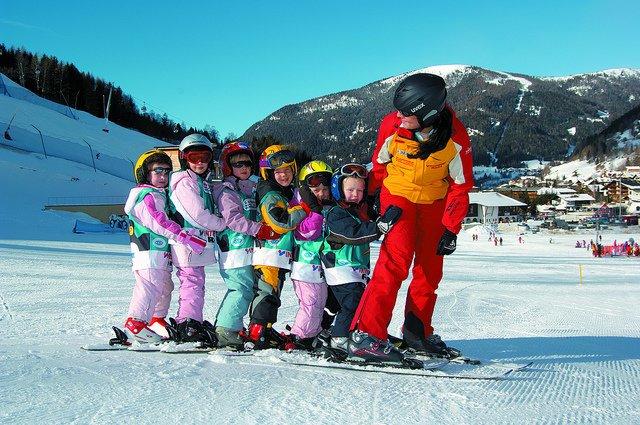 Skischule - der Skilehrer hat die Verantwortung! © FlickR/badkleinkirchheim