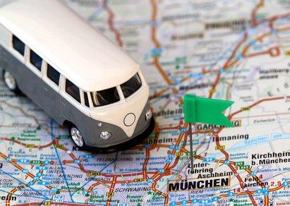 Reisen mit dem Wohmobil - wohin solls denn gehen? © Daniel Ernst - Fotolia.com