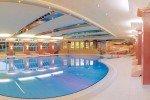 Im Hallenbad gibt´s Spaß für Groß und Klein © Kinderhotel Oberjoch