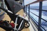 Mit Kinderwagen an Bord - eine weise Entscheidung © Kerstin