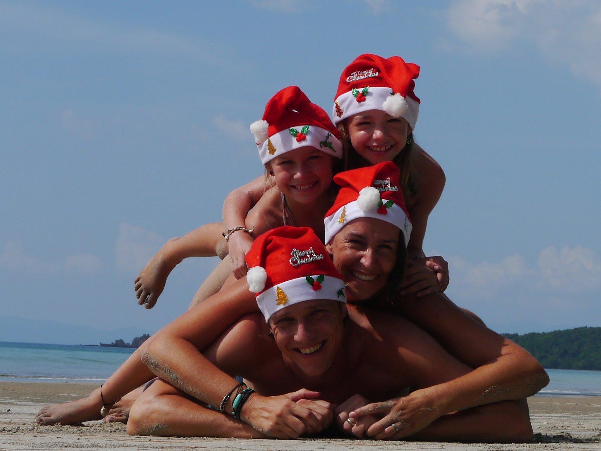 Frohe Weihnachten - viele Grüße aus Thailand!