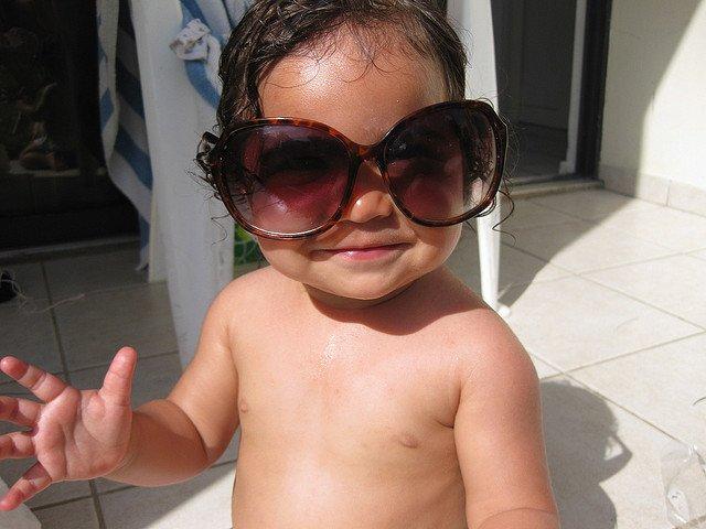 Sonnenschutz hat in den Tropen höchste Priorität © FlickR/valentinapowers