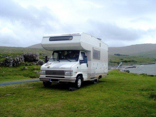 Ferien im Wohnmobil - die perfekte Form des Reisens!