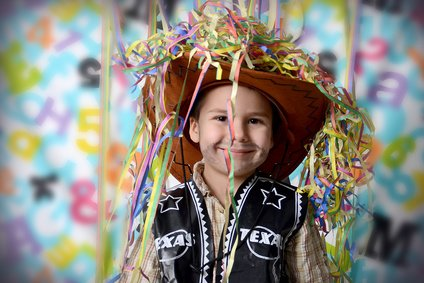 Kinderfasching - aber sicher! © S.Kobold - Fotolia.com