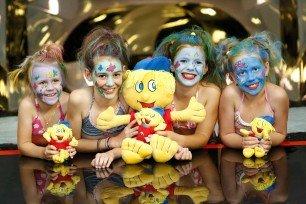 Kinderhotel Oberjoch - Wasserspaß mit dem KIDS-Club