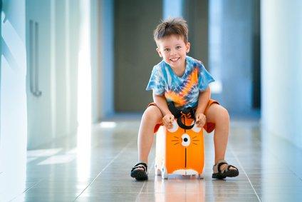 Wer sein Gepäck selbst tragen kann, ist fein raus © levranii - Fotolia.com