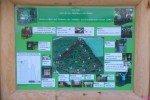 Der Waldlehr- und Erlebnispfad © Carolin