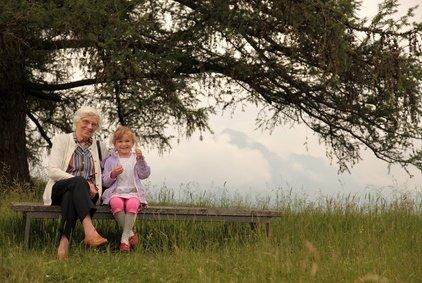 Urlaub ist für Großeltern und Enkel gut © StefanieB. - Fotolia.com