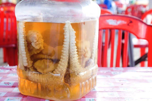 Andere Länder, anderes Essen... hier in Vietnam © Weltwunderer