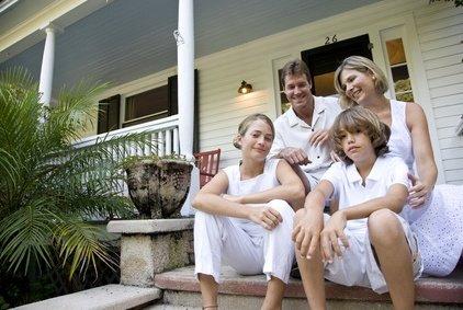 Alle zusammen im Urlaub - selten so perfekt © Kablonk Micro - Fotolia.com