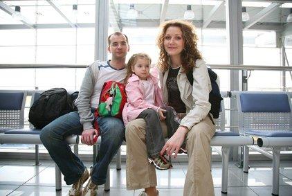 Familienurlaub ohne Stress beginnt schon vor der Anreise © Pavel Losevsky - Fotolia.com