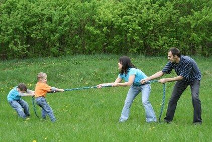 Wenn alle an einem Strang ziehen, gibt es keinen Streit © matka_Wariatka - Fotolia.com