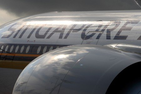 Singapore Air: Auch mit Kind top!