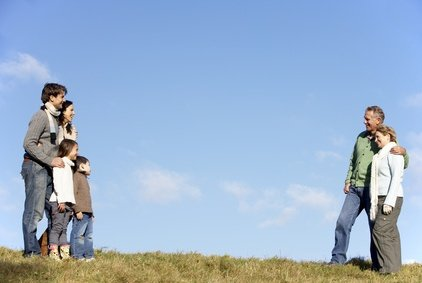 Als Familie verreisen, ohne die Großeltern zurückzulassen © Monkey Business - Fotolia.com