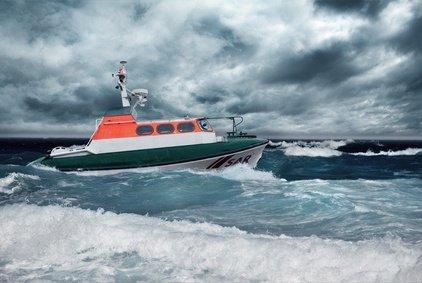 Denn das Boot, das schaukelt so... © lassedesignen - Fotolia.com