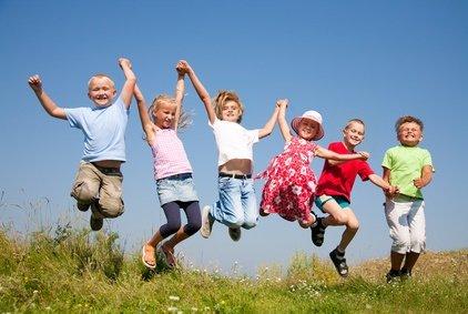 Kinder lieben Urlaub mit Freunden - und ihren Eltern!