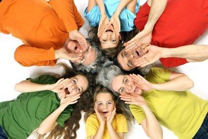 Familien mit vielen Kindern wollen auch reisen - die Veranstalter haben es erkannt © philippe Devanne - Fotolia.com