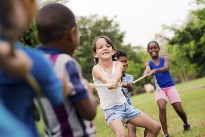 Viele Spiele kennt man in allen Kulturen © diego cervo - Fotolia.com