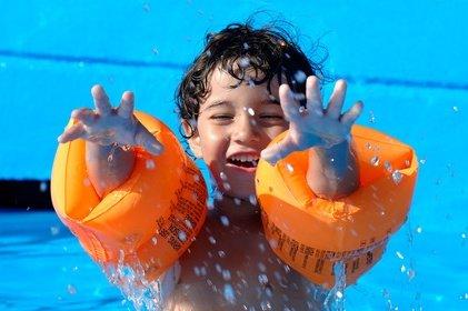 Wasser ist bei Hitze herrlich ... © menchinidesign - Fotolia.com