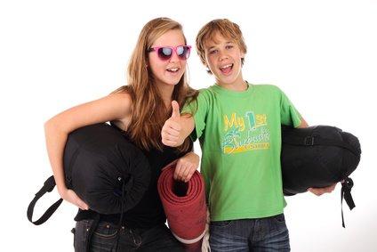 Teenies allein auf Reisen © klickerminth - Fotolia.com