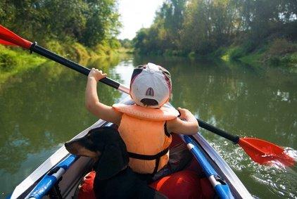 Schwimmwesten sind Pflicht, egal in welchem Boot © nika_vika - Fotolia.com