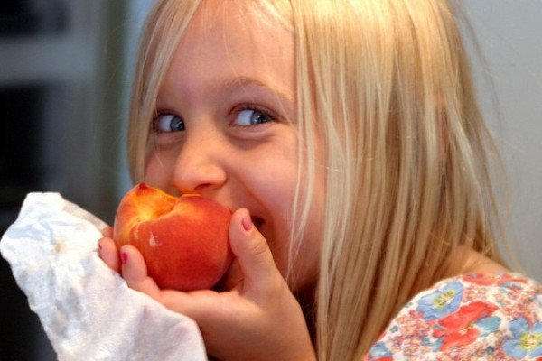 Toll, wenn Kinder ohne Angst essen können