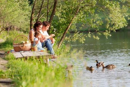 Der ADAC warnt: Enten füttern kann die Wasserqualität verschlechtern © Kyrylo Grekov - Fotolia.com