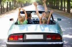 Familienurlaub mit Auto - da ist einiges zu beachten!