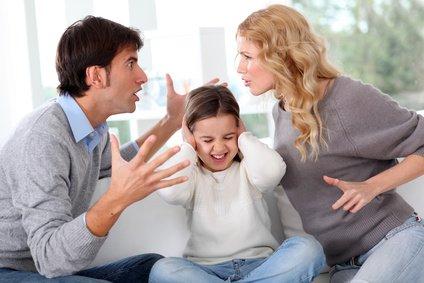 Auch bei Problemen in Partnerschaft und Erziehung kann eine Kur helfen © goodluz - Fotolia.com