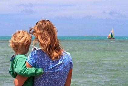 Eine Auszeit vom Alltagsstress haben viele Mütter dringend nötig © nadezhda1906 - Fotolia.com