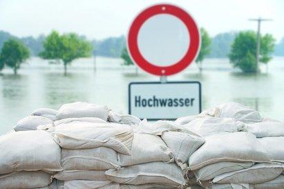 """Hochwasser am Reiseziel gilt als """"höhere Gewalt"""" © PhotographyByMK - Fotolia.com"""