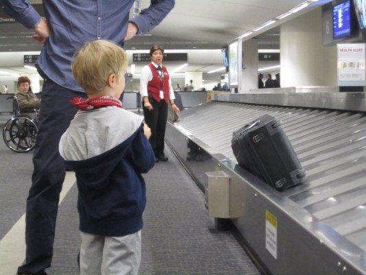 5 Sicherheitstipps für die Gepäckausgabe am Flughafen