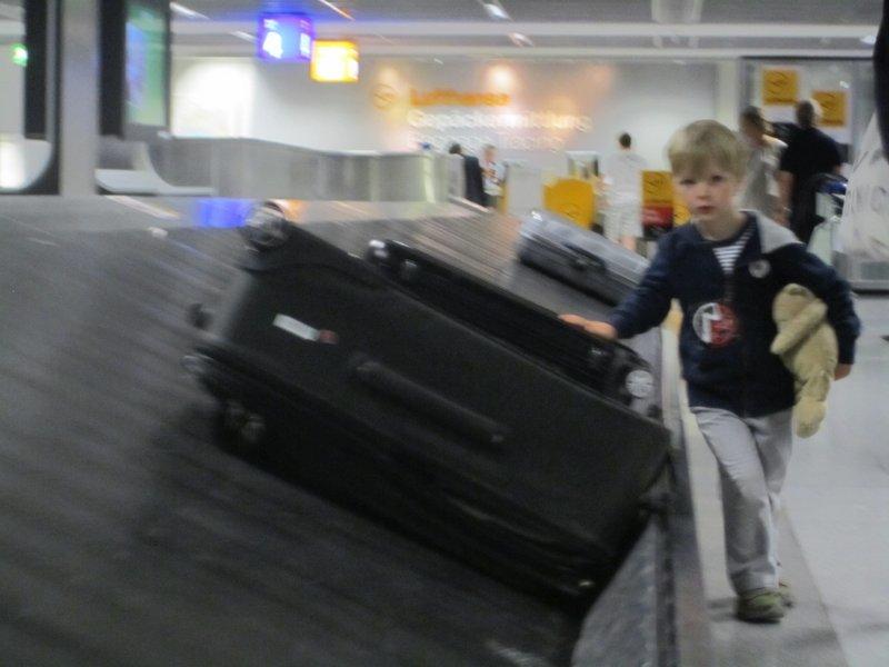 Nur unter Aufsicht dürfen Kinder mit anpacken © KidsAway.de