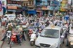 Straßenverkehr in Vietnam - der Wahnsinn! © Jenny