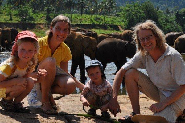 Auszeit auf Sri Lanka